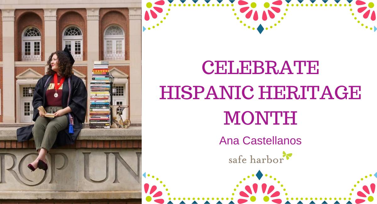 Celebrate Hispanic Heritage Month with Ana Castellanos