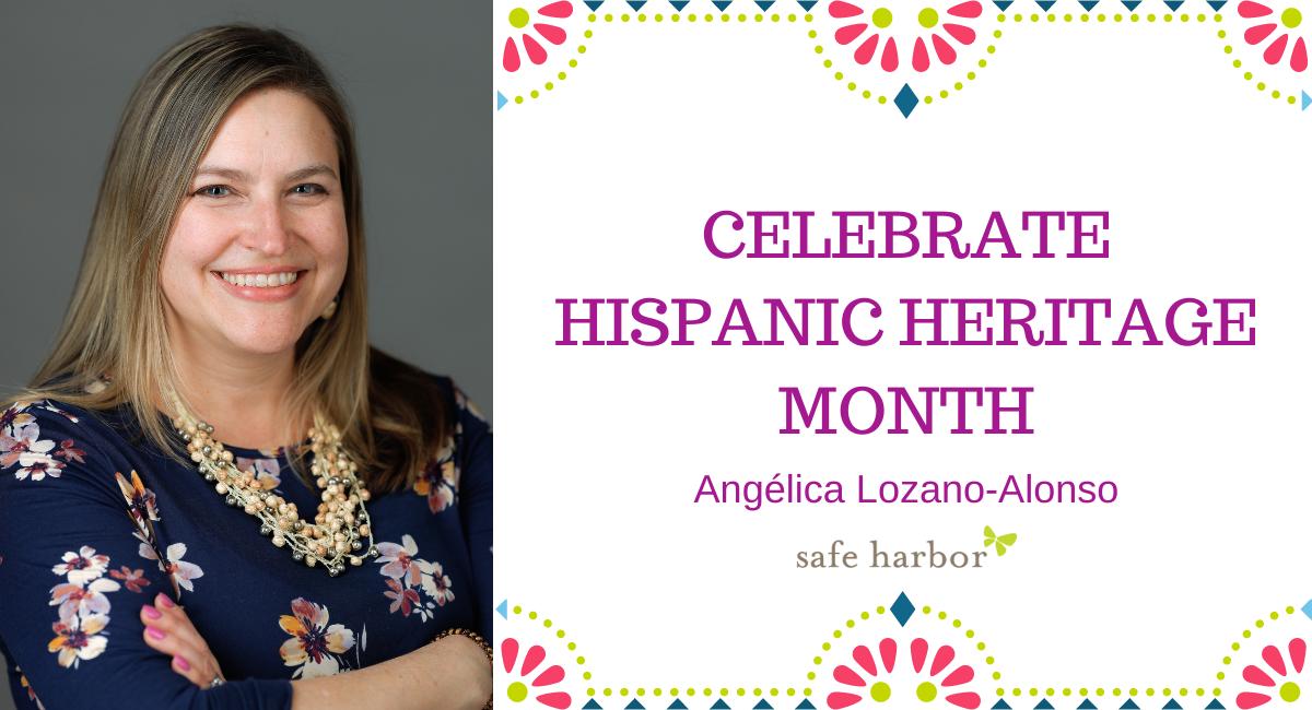 Celebrate Hispanic Heritage Month with Angélica Lozano-Alonso
