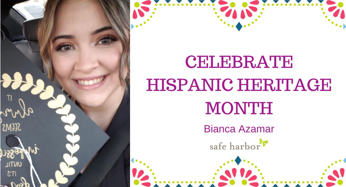 Celebrate Hispanic Heritage Month with Bianca Azamar