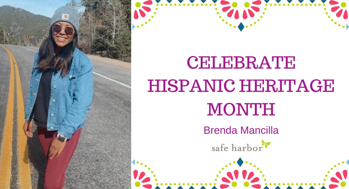 Celebrate Hispanic Heritage Month with Brenda Mancilla