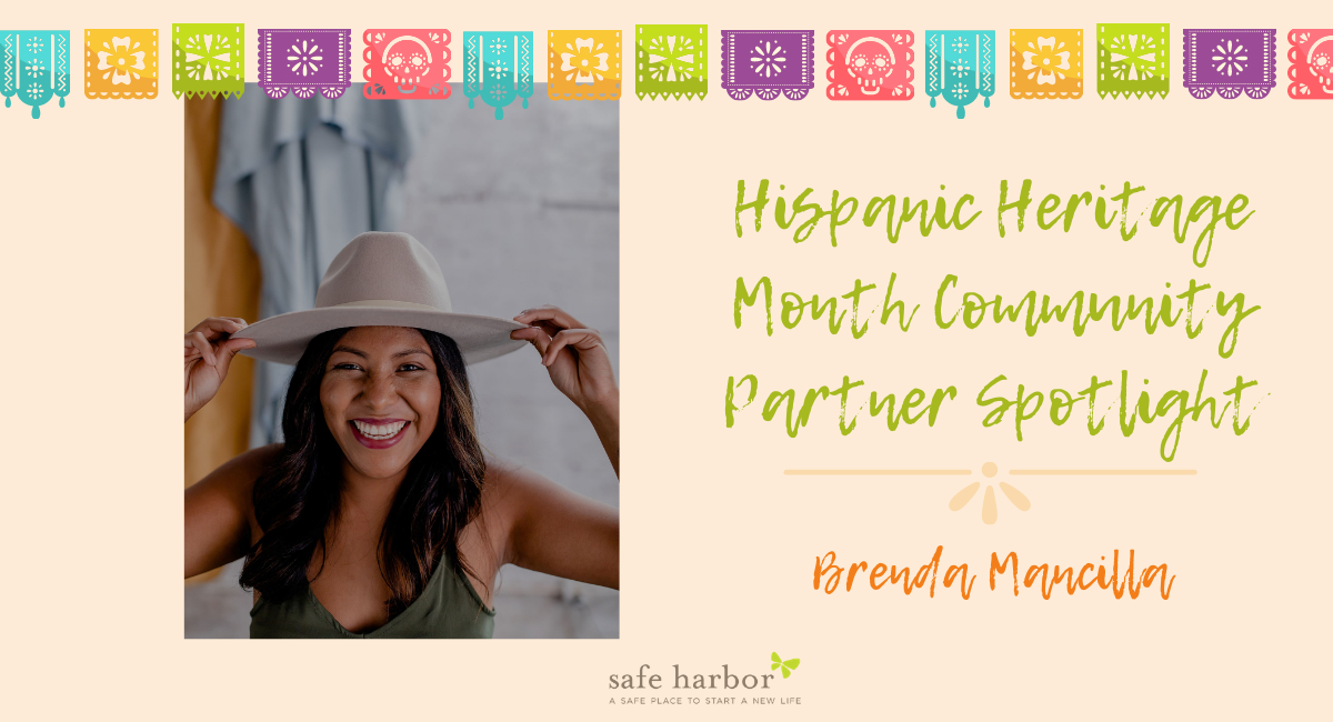 Hispanic Heritage Month Community Partner Spotlight: Brenda Mancilla