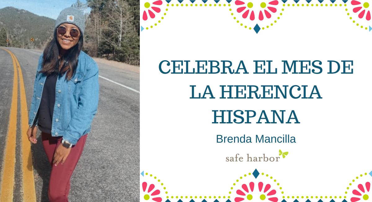 Celebra el mes de la herencia hispana con Brenda Mancilla