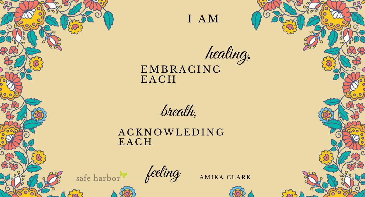 I Am by Amika Clark