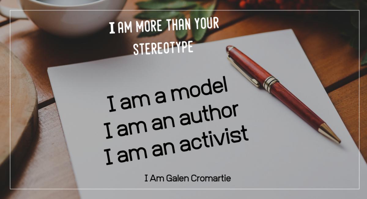 I AM Galen Cromartie