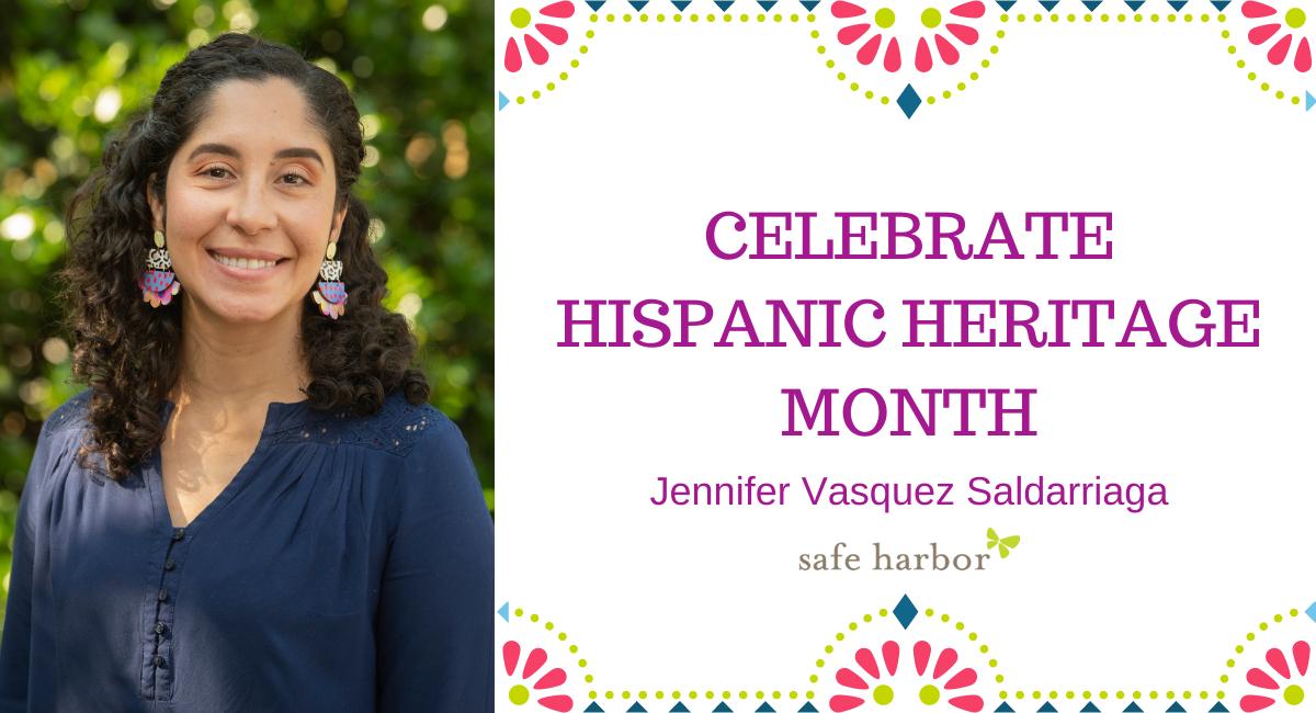Celebrate Hispanic Heritage Month with Jennifer Vasquez