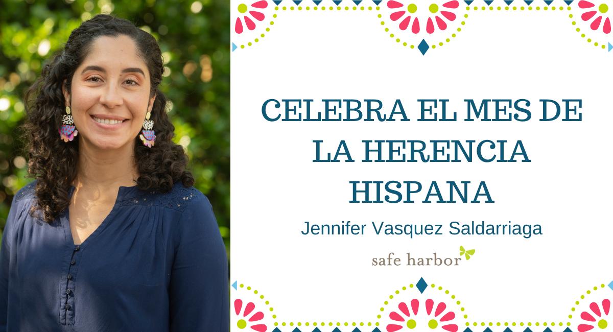 Celebra el mes de la herencia hispana con Jennifer Vasquez