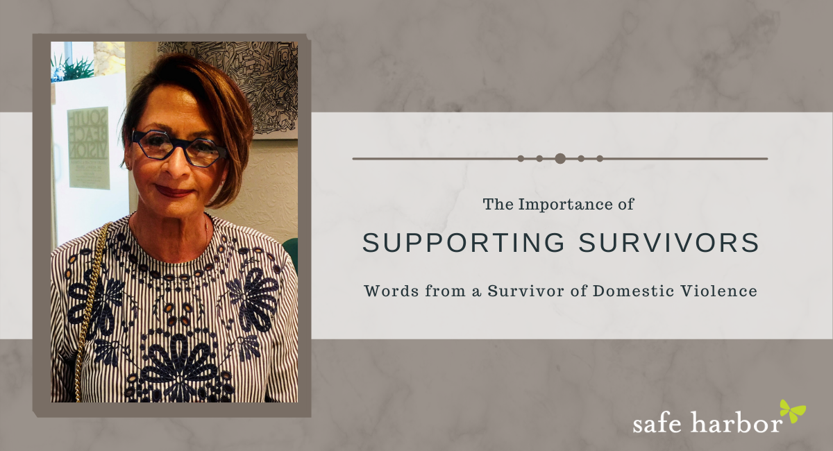 Words from a Survivor of Domestic Violence
