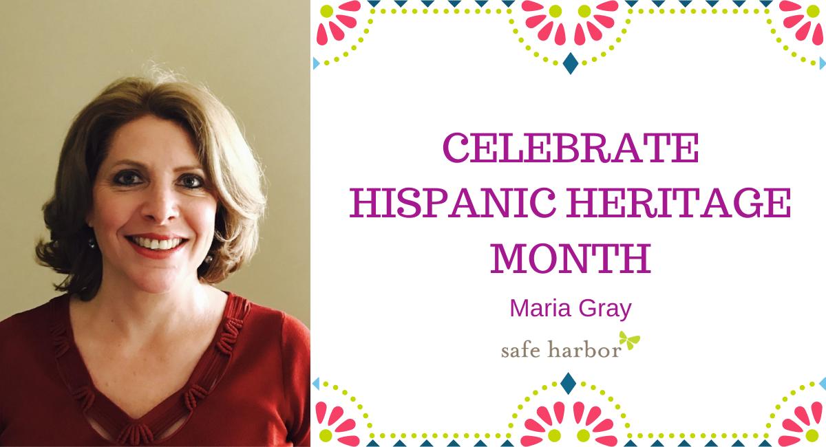 Celebrate Hispanic Heritage Month with Maria Gray