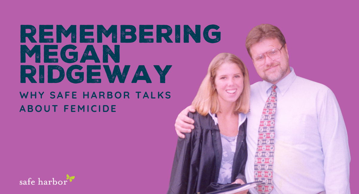 Remembering Megan Ridgeway on the 24th anniversary of her death