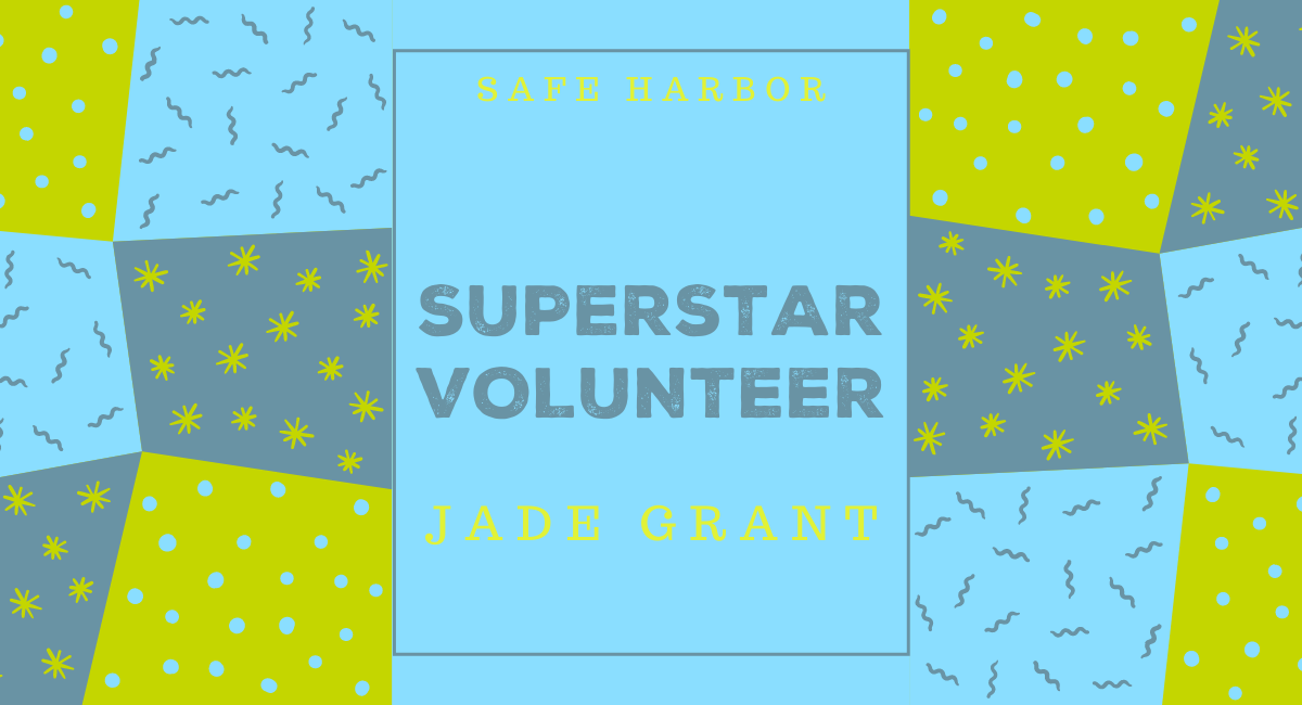 Superstar Volunteer