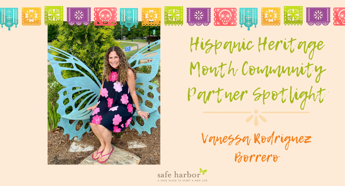 Hispanic Heritage Month Community Partner Spotlight: Vanessa Rodriguez