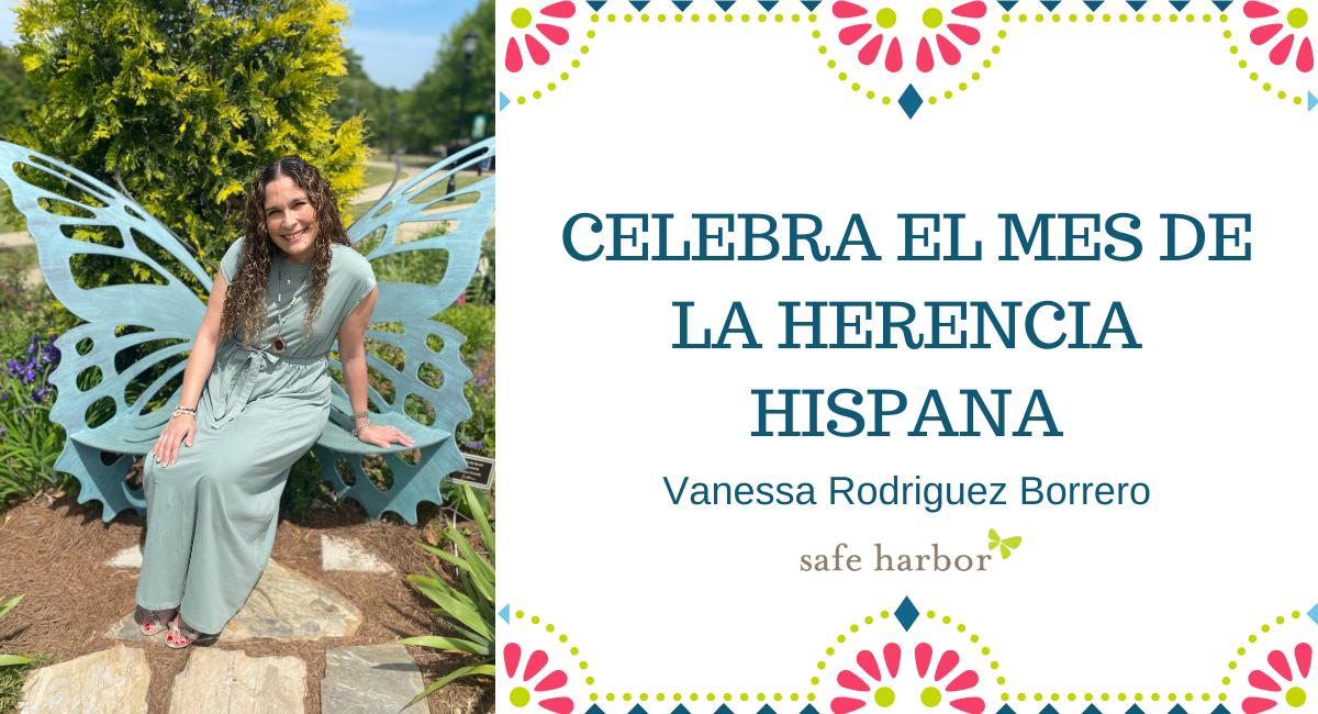 Celebra el mes de la herencia hispana con Vanessa Rodriguez