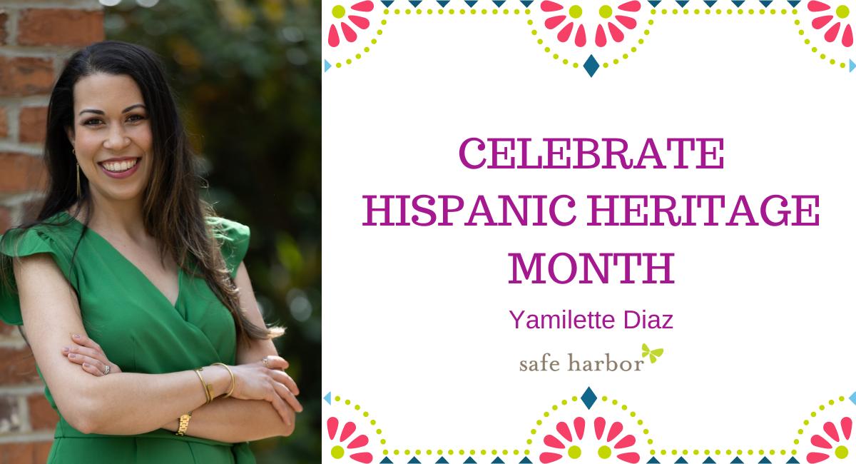 Celebrate Hispanic Heritage Month with Yamilette Diaz